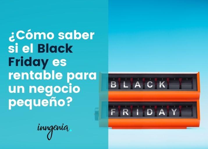 Black Friday para pequeños negocio